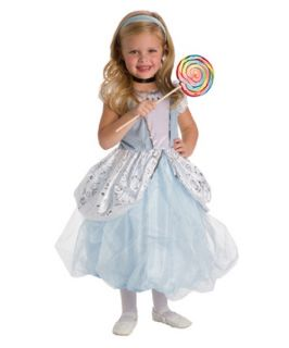 Little Adventures 5 Star Princess Cinderella Costume with Optional Slip   Pretend Play & Dress Up