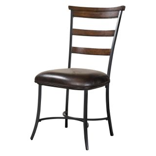 Hillsdale Cameron Ladder Back Dining Chairs   Set of 2   Dining Chairs