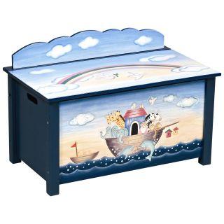 Guidecraft Noahs Ark Toy Box   Toy Chests