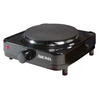 Aroma AHP 303 Single Burner Hot Plate   Induction Cooktops