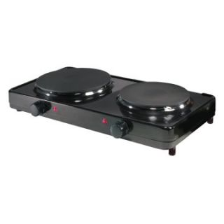 Aroma AHP 312 Double Burner Hot Plate   Induction Cooktops
