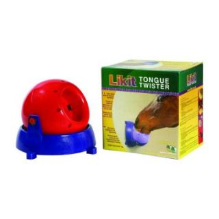 Talisker Bay Likit Tongue Twister Toy   Barn Supplies