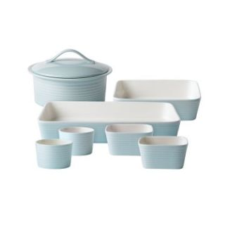 Gordon Ramsay Maze Blue 7 pc. Bakeware Set   Bakeware Sets