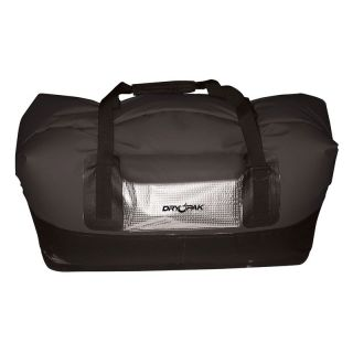 DRY PAK Waterproof Large Duffel   Black   Water Sport Accessories