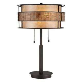 Quoizel Laguna MC842TRC Table Lamp   16W in.   Renaissance Copper   Table Lamps