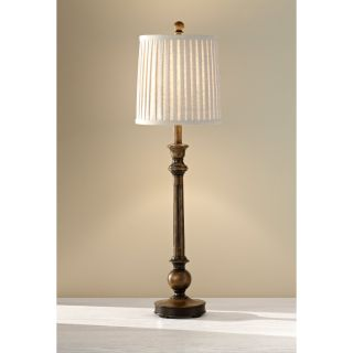 Murray Feiss Riley 10110RS Buffet Lamp   18 diam. in.   River Stone   Table Lamps
