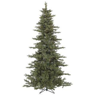 Vickerman Slim Austrian Fir Christmas Tree   Christmas Trees