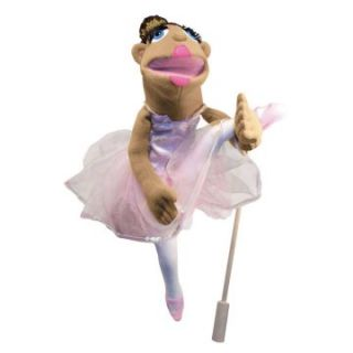 15 in. Betsy the Ballerina Full Body Puppet   Learning Aids