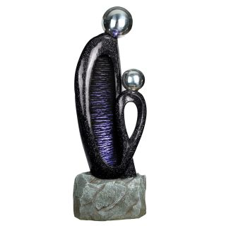 Yosemite Home Decor Two Headed Fountain   Fountains