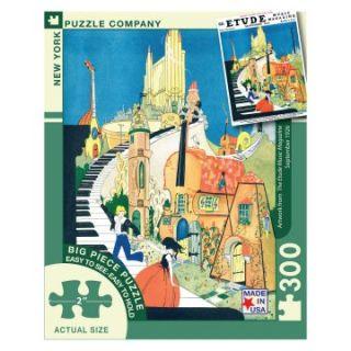 Dancing Duet   Large Format 300 Piece Jigsaw Puzzle   Jigsaw Puzzles