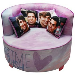 Big Time Rush Redondo Chair   Specialty Chairs