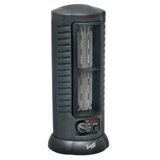 Comfort Zone CZ488 Oscillating Ceramic Tower Fan Portable Heater   Portable Heaters