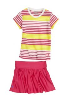 Under Armour Tee & Tennis Skirt (Toddler)
