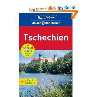 Baedeker Allianz Reisef�hrer Tschechien: Sabine Herre, Kerstin Micklitza, Andr� Micklitza, Helmuth Weiss, Andrea Wurth: Bücher