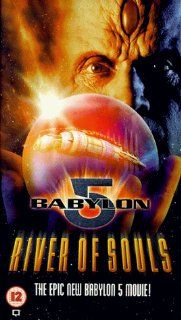 Babylon 5   River of Souls [UK Import] [VHS]: Jerry Doyle, Tracy Scoggins, Jeff Conaway, Martin Sheen, Janet Greek: VHS