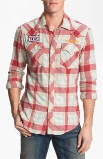 True Religion Brand Jeans 56 Rebels Motorcycle Club Western Shirt