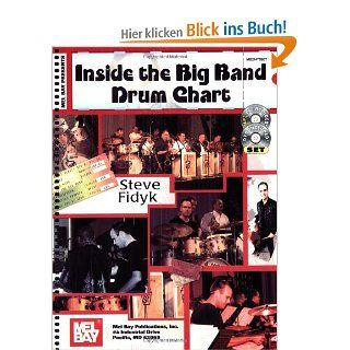 Inside the Big Band Drum Chart: Steve Fidyk: Englische Bücher