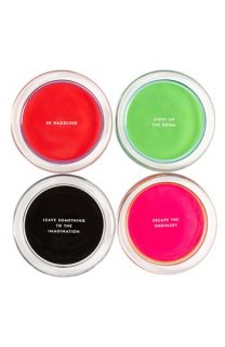 kate spade new york fairmount park   neon sign coasters (set of 4)