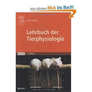 Lehrbuch der Tierphysiologie: Heinz Penzlin, Kerstin Ramm: Bücher