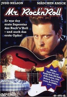Mr. Rock 'n' Roll: Die Alan Freed Story: Judd Nelson, M�dchen Amick, David Gianopoulos, Daniel Kash, Paula Abdul, Andy Wolk: DVD & Blu ray