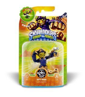 Skylanders Swap Force   Single Character   Swap Force   Spy Rise: Other Platform: Games