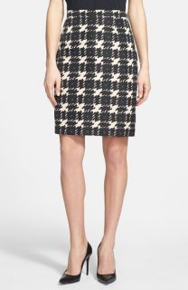 Weekend Max Mara Spigola Graphic Print Skirt