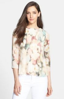 Ted Baker London Daisy Daisy Print Top