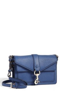 Rebecca Minkoff Hudson Mini Moto Crossbody Bag