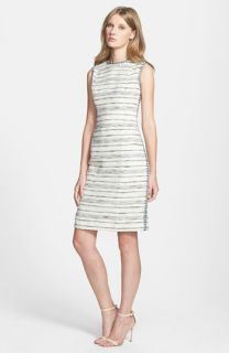 Tory Burch Nicole Tweed Sheath Dress