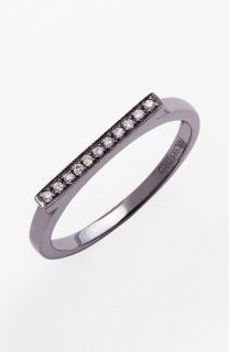 Dana Rebecca Designs Sylvie Rose Diamond Bar Ring