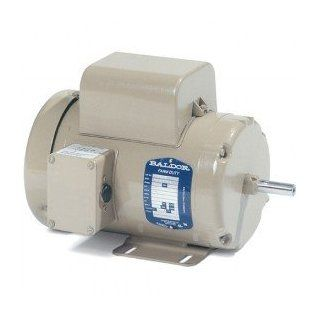 Baldor Motor Ir3603m, 1.5hp, 1725rpm, 1ph, 60hz, 184, 3628l, Tefc, F1   Electric Fan Motors