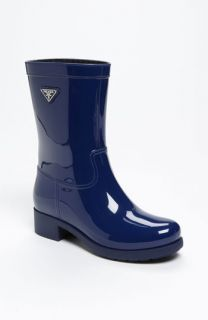 Prada Rubber Rain Boot (Women)