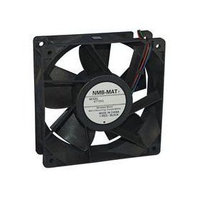 NMB TECHNOLOGIES   4715VL 07W B60 E00   AXIAL FAN, 120MM, 48V, 189.9CFM, 59.5dBA: Electronic Components: Industrial & Scientific