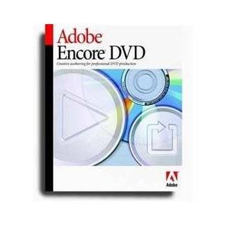 Adobe Encore DVD User Guide Adobe Systems Inc. Books