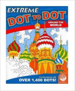 Extreme Dot to Dot: All Around the World: Dave Koehler, Adam Turner: 9781936300174: Books