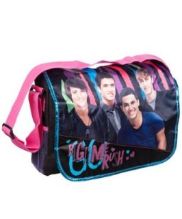 Big Time Rush Large Messenger Bag Clothing