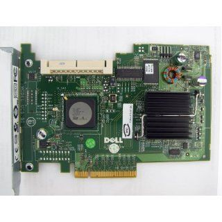 Dell UCS 51, GU186, UN939 SAS 5i SAS5/iR PCI e Raid Poweredge: Computers & Accessories