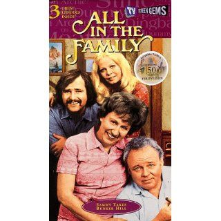 All in the Family: Archie Meets Meathead [VHS]: Carroll O'Connor, Jean Stapleton, Rob Reiner, Sally Struthers, Mike Evans, Jason Wingreen, Isabel Sanford, Allan Melvin, Danielle Brisebois, Betty Garrett, Danny Dayton, Sherman Hemsley: Movies & TV