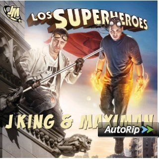 Los Superheroes: Music