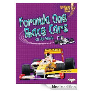 Formula One Race Cars on the Move (Lightning Bolt Books: Vroom Vroom) eBook: Janet Piehl: Kindle Store