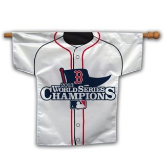 Boston Red Sox 2013 MLB World Series Champions Jersey House Flag