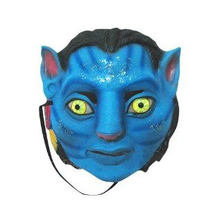 Masquerade Party Mask Halloween Mask Latex Cartoon Theme Avatar Mask(Female): Toys & Games