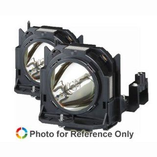 PANASONIC ET LAD60W Projector Replacement Lamp with Housing: Electronics