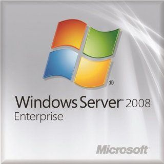 Microsoft Windows Server Enterprise 2008 25 Client [Old Version]: Software