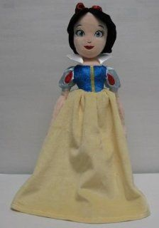 "Disney Princess 16"" Snow White Rag Doll: Toys & Games"