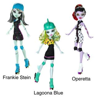 Monster High Roller Maze 5.5 inch Doll Monster High Collectible Dolls