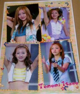 [AKB48] Rare Limited Item JAPAN Import Laminated Poster [Tomomi Itano][198]: Toys & Games