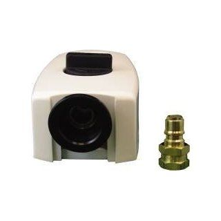 503078 QUICK DISCONNECT GAS OUTLET BOX WHITE   Gas Stoves