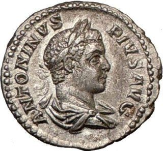 CARACALLA 206AD Silver Ancient Roman Coin MARS Rare: Everything Else