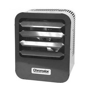 Chromalox  HVH 05 23 34 Horizontal Or Vertical Electric Unit Heater  3.75/5.0 KW  208/240 Volt 3 Phase 10.8/12.6 Amps  PCN 219213